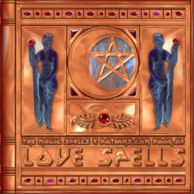 Love Spells - Book of Love Spells Cover