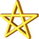 Pentagram transparent png