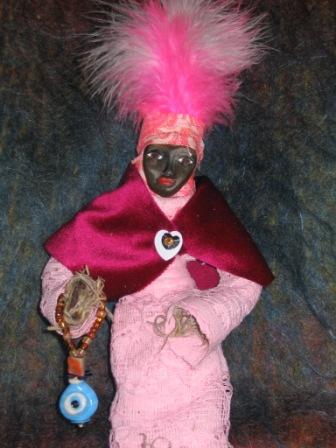 Voodoo Doll Erzulie Freda